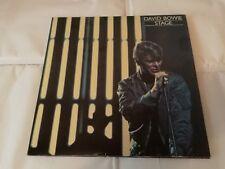 David Bowie-etapa-Doble Lp Vinilo (1978) ORANGE LABEL RCA A2E Variante