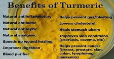 Turmeric HIGH STRENGTH 1000 365 capsules, anti-inflammatory, natural antibiotic