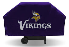 NFL MINNESOTA VIKINGS Economy Barbeque BBQ Grill Cover  New