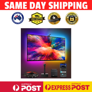 Govee Immersion WiFi TV LED Backlights Camera Smart RGBIC 55-65 inch TVs PC - AU