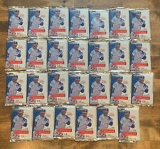 1998 UPPER DECK COLLECTORS CHOICE BASEBALL SERIES ONE 27 SEALED HOBBY PACK LOT