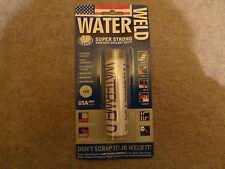 J-B Weld WaterWeld Epoxy Putty, Will Set Underwater, Marine.