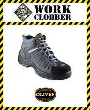 Oliver Sports Safety Lace Up Boot With Composite Toe 44535 NEW WITH TAGS!