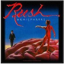 RUSH - Aufnäher Patch - Hemispheres 10x10cm