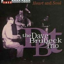 Dave Brubeck - Heart and Soul (Live Recording) Audio CD 2009 NEW