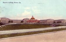 SHORTER COLLEGE ROME, GA 1912 publ by Rome Book Store