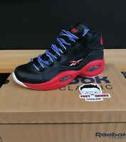 REEBOK QUESTION ALLEN IVERSON SIZE 5 GRADE SCHOOL NEW WITH BOX $100