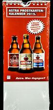 Astra Bier Brauerei, Prostkartenkalender 2015, St.Pauli, Hamburg