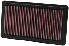 33-2343 K&N Air Filter Fit Honda Civic si elemento 2.0L L4 F/I; 2.4L L4 F/I