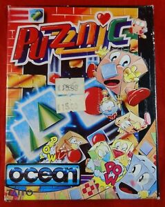 Puzznic - Amstrad DISK - TESTED (A)
