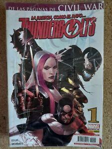 Thunderbolts.Vol.2.Coleccion Completa de 24 Comics.Marvel.Panini