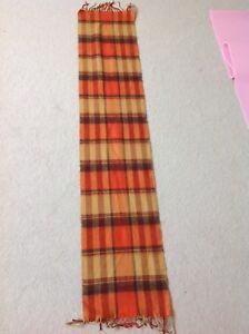 Vintage acrylic scarf brand new