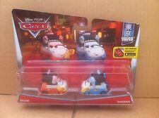 Disney cars métalliques-okuni & Shigeko-nouveau 2016-frais de port combiné