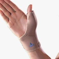 oppo 1089 wrist thumb support carpal tunnel syndrome RSI wrist strain wrap brace