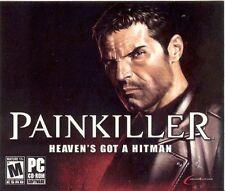 Painkiller Heaven's Got A Hitman PC Games Windows 10 8 7 XP Computer shooter fps