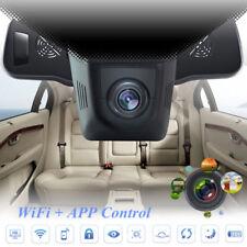 Wifi 1080P coche DASH Ocultos DVR Cam HD cámara grabadora de video Monitor Para Iphone 7