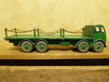 DINKY TOYS FODEN CHAIN LORRY