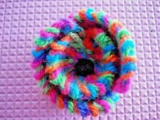 Knitted Rainbow Bridge Brooch Pin - Handmade - Pet Loss - Unique Gift FREEPOST#