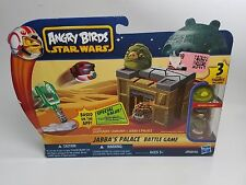 Angry Birds Star Wars Jabba's Palace Battle Game