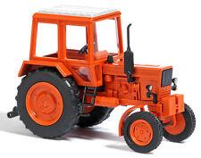 Busch 51300 - 1/87 / H0 Belarus Mts 80 - Orangerot - Neu