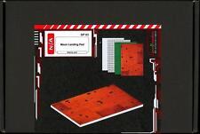 Green Strawberry Models MOON LANDING PAD Display Base Kit