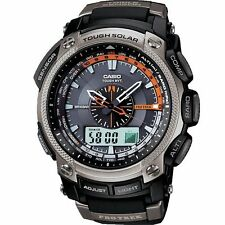 CASIO PRO-TREK, Atomic,Solar,Altimeter,Barometer,Thermometer,Compass