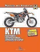 KTM Sport-Enduros und Crossmaschinen von Phil Mather (2009, Gebundene Ausgabe)