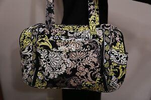 Vera Bradley BAROQUE Diaper Bag + Changing Pad