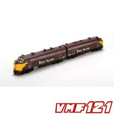 HO Rock Island FP7 A/A Locomotive Set w/ Sound - Athearn Genesis #G22651