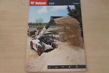 158437) Bobcat T 2250 Prospekt 09/2009