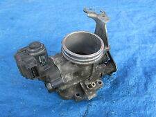 THROTTLE BODY AND SENSORS # 1 432 058 from BMW 318 i SE E46 SALOON 1998