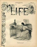 1906 Life(June 28) Upton Sinclair, Christian Science