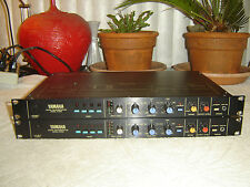 Yamaha R1000, Pair, Digital Reverberation with Parametric Eq, Reverb, Vintage