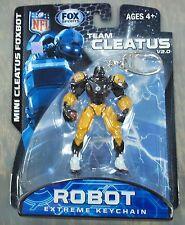 Pittsburgh Steelers Robot Keychain