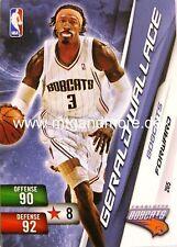 NBA adrenalyn xl 2011-Gerald wallace #265 - Charlotte
