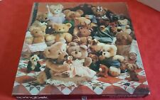 """Spingbok 500 Piece Puzzle The Best Of Friends PZL 2114 20"""" 1/4 by 20"""" 1/4 Used"""