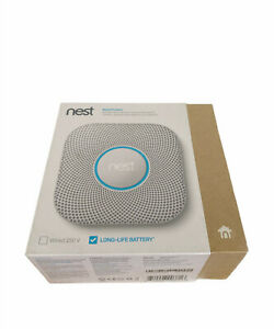Nest S3000BWGB 2nd Generation Smoke and Carbon Monoxide Alarm Battery