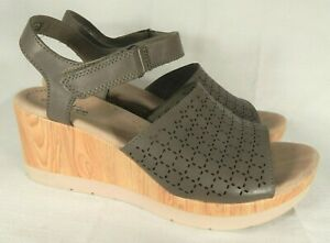 Collection by Clarks Ultra Comfort Slingback Sandals Shoes Women's 10 M Open Toe