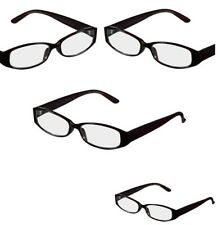 4 pairs for price of 1  Womens Brown Reading Glasses Essentials by Foster Grant