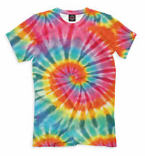 Tie-dye NEW t-shirt abstraction Tie-dye 932465
