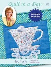 Tea Party: Eleanor Burns Signature Pattern by Quilt in a Day