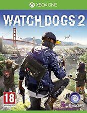 Watch Dogs 2 Xbox One 1st Class