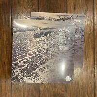 Fleet Foxes - Shore (Ocean Blue Vinyl) Signed Print Autographed Rare New In Hand
