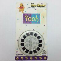 Vintage Tyco 1995 View Master Winnie the Pooh 3 Reel Set Sealed Unopened #3083