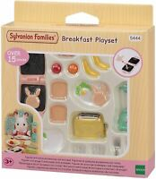 SYLVANIAN FAMILIES BREAKFAST PLAYSET KIDS TOY