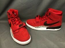Nike Men's Air Jordan Legacy 312 Basketball Sneakers Red Black Size 10 NWOB!