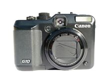 Canon PowerShot G10 14.7 MP Digital Camera Black Color Original Retail Package