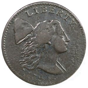 """1794 s-28 R2 ANACS F12 Details """"Head of 1794"""" Liberty Cap Large Cent Coin 1c"""