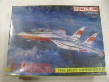 DML / F-14D SUPER TOMCAT / Plastic Model Kit 1:144 Scale