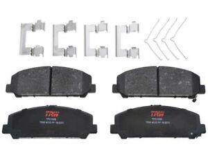 Front Brake Pad Set 8CQS51 for Armada Titan 2006 2007 2008 2009 2010 2011 2012